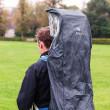 Pláštěnka LittleLife Carrier Rain Cover-v akci