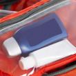 Toaletní pouzdro Osprey Ultralight Washbag Zip-průhledná kapsa