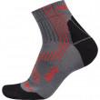 4Camping_Husky_ponožky_Hiking_červené