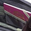 Peněženka Osprey Document Zip Wallet-vnitřní uspořádání