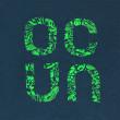 Pánské triko Ocun Bamboo Gear
