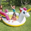 Bazén jednorožec Intex Unicorn Spray 57441NP