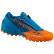 modrá/oranžová