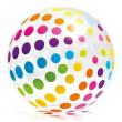 Nafukovací míč Intex Jumbo Ball 59065NP