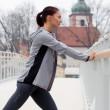 Dámská mikina Progress TR Jogging Lady 23DL