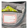 Dětský batoh Deuter Waldfuchs-vnitřní kapsa a jmenovka
