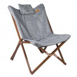 4camping.cz - Křeslo Bo-Camp Relax Chair Bloomsbury