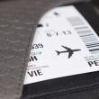 Peněženka Osprey Document Zip Wallet-kapsa na palubní lístek