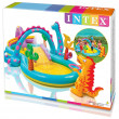 Dětské centrum Intex s bazénem Dinoland 57135NP