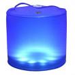 Solární lampa Coelsol Luna Party LP-C modrá