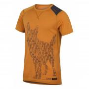 Pánské funkční triko Husky Merino 100 kr rukáv Dog