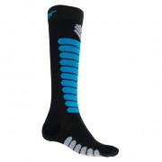 Ponožky Sensor Zero Merino černá/modrá