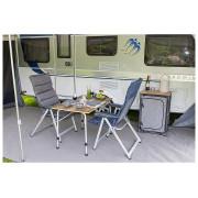 Stůl Bo-Camp Table Feather 110x70 cm