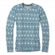 Dámské triko Smartwool W Merino 250 Baselayer Pattern Crew