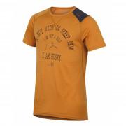 Pánské funkční triko Husky Merino 100 kr. rukáv Wolf