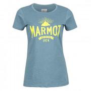 Dámské triko Marmot Carly Tee SS-night shade