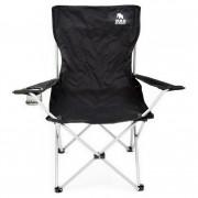 Židle Zulu Outdoor Camp Black