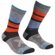 Pánské ponožky Ortovox All Mountain Mid Socks M