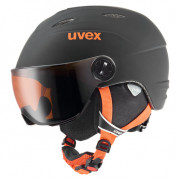 Lyžařská přilba Uvex Junior Visor Pro