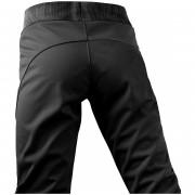 Dětské softshellové kalhoty s fleecem pružné Unuo Sporty