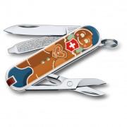 Kapesní nůž Victorinox Classic LE Gingerbread Love