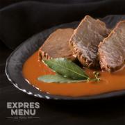 Jídlo Expres menu Rajská s hovězím masem 600g