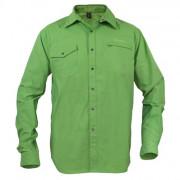 Košile Warmpeace Moody zelená