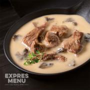 Jídlo Expres menu Hovězí Stroganoff 600g