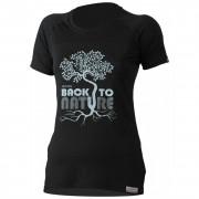 Dámské funkční triko Lasting Back černá