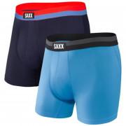 Pánské boxerky Saxx Sport Mesh BB Fly 2Pk