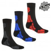 Pánské ponožky Sensor Hiking Merino 3-Pack