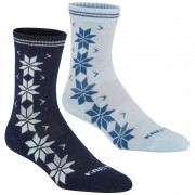 Ponožky Kari Traa Vinst Wool Sock 2PK