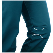 Dětské softshellové kalhoty s fleecem Unuo Street