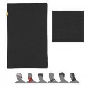 Multifunkční šátek Sensor Tube Merino Wool černá