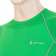 Pánské triko Sensor Coolmax fresh-detail výstřihu