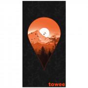 Rychleschnoucí osuška Towee Next Destination 80x160 cm