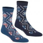 Ponožky Kari Traa Tiril Wool Sock 2PK
