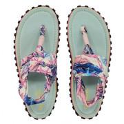 Dámské sandále Gumbies Slingback Mint & Pink