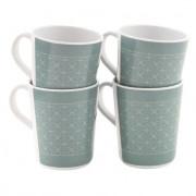 Sada 4 hrnků Outwell Blossom Mug