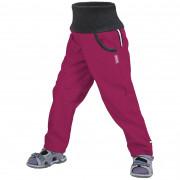Dětské softshellové kalhoty bez zateplení Unuo Street