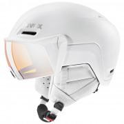 Lyžařská přilba Uvex HLMT 700 Visor