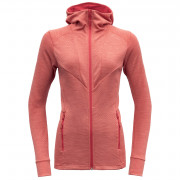 Dámská mikina Devold Aksla Woman Jacket W/Hood