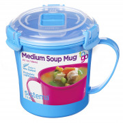 Hrnek Sistema Microwave Medium Soup Mug