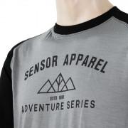 Pánské funkční triko Sensor Merino Active Pt Adventure