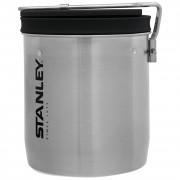 Kompaktní set na vaření Stanley miska + příbor 700ml nerezová ocel