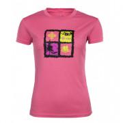 Dámské triko Kilpi Giacinto W růžová