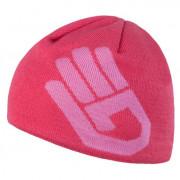 Čepice Sensor Hand růžová