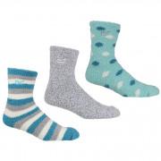 Dámské ponožky Regatta Ladies3pkCosySock