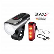 Sada světel Sigma Aura 80 USB + Blaze