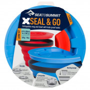 Set Sea to Summit Seal & Go L Royal Blue/Red
